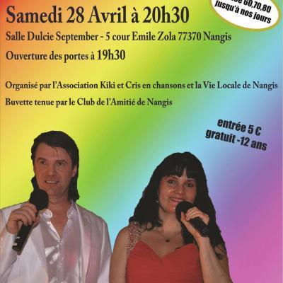 Concert Nangis - 28 avril 2018